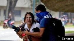 Protestas en Febrero de 2017 (Foto: La Patilla).