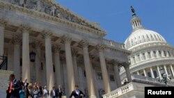 Le Capitole, à Washington, DC