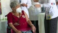 Venezolanos en condición irregular a la espera de vacuna en Costa Rica