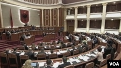 Parlamenti shqiptar