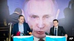 Владимир Милов и Илья Яшин
