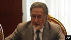 وزرای خارجه افغانستان و تاجکستان خواستار گسترش روابط تجارتی دو کشور شدند