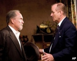 Left to Right: Robert Duvall as Felix Bush and Bill Murray as Frank Quinn.