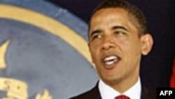 Обама обещает поддержку американским военным