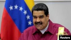 Shugaban Kasar Venezuela Nicholas Maduro