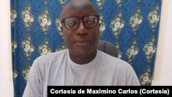 Maximino Carlos, jornalista são-tomense