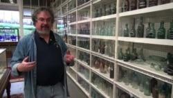 Şişe Müzesi'nde İlginç Bir Öykü