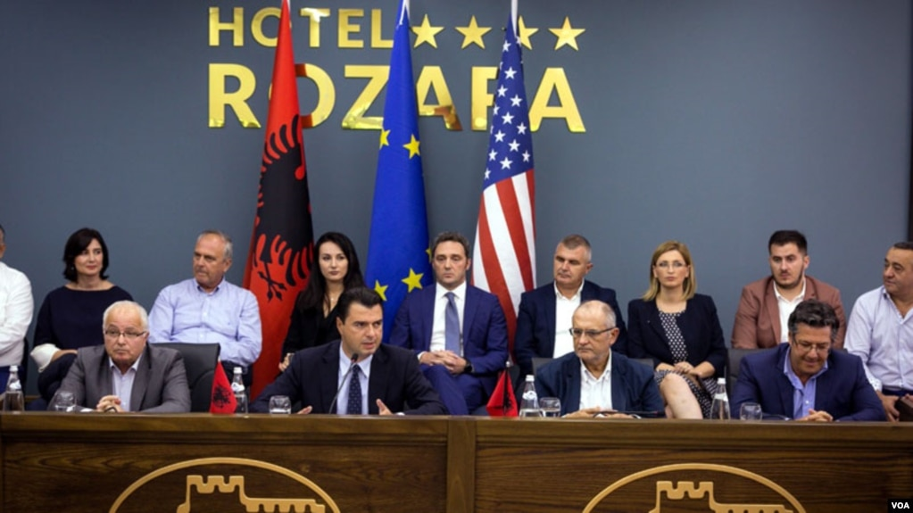 Shkodër: Mbledhje e jashtëzakonshme e opozitës për të denoncuar krimin