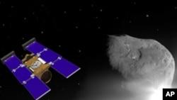 Valentinovo u svemiru: letjelica Stardust-NExT i komet Tempel 1