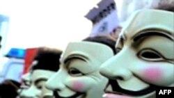 """""""Anonimusi"""" se ne plaše zatvora"""