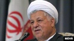 Akbar Hashemi Rafsanjani (80 tahun), menjadi Presiden Iran dari tahun 1989-1997 (foto: dok).