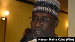 Ministan Ruwan Najeriya, Injiniya Suleiman Hussaini Adamu