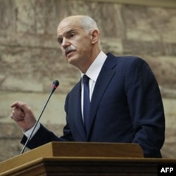 Yorgus Papandreu, Gretsiya Bosh vaziri