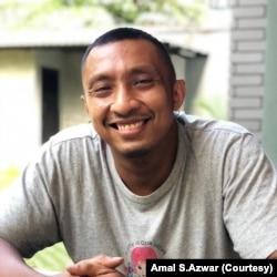 Amal S.Azwar, terbiasa menerima ujaran kebencian di media sosial. (Foto: pribadi)