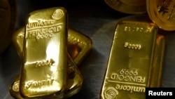 Batangan emas