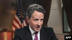 Bộ trưởng Tài chính Hoa Kỳ Timothy Geithner