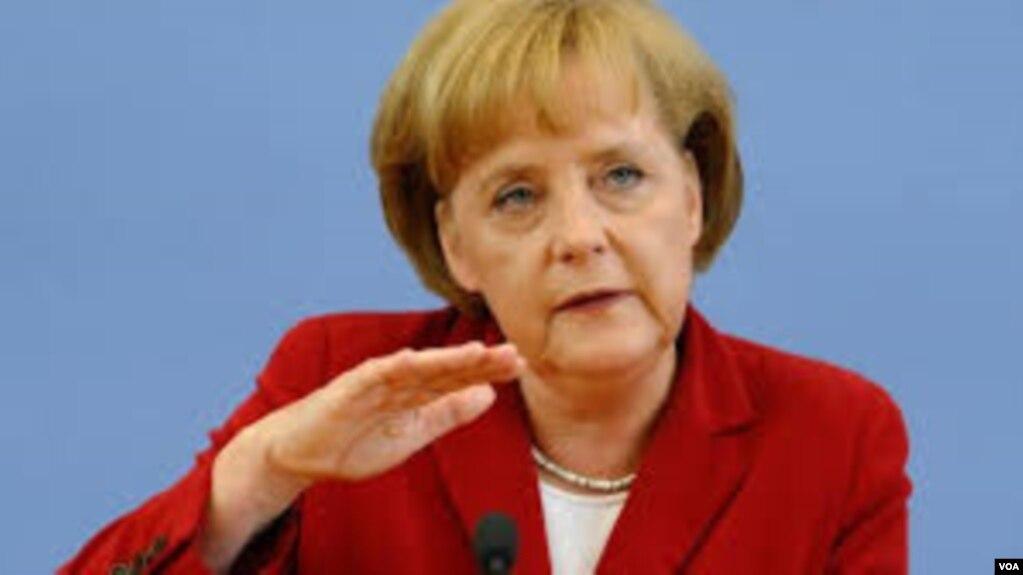 Merkel: Vendimi për bisedimet me Shqipërinë, javët e ardhshme