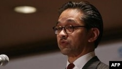 Thay mặt ASEAN, Ngoại trưởng Natalegawa của Indonesia nói với báo chí ông cảm thấy lạc quan sau cuộc họp của Hội đồng Bảo an