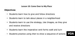 Lesson Plan - Lesson 10