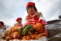 [VOA 현장영어] Kimchi is the most well-known Korean dish.