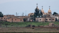 Mass Abduction of Christians in Syria