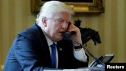 Trump se reune con Japón y China para discutir programa nuclear de Corea del Norte