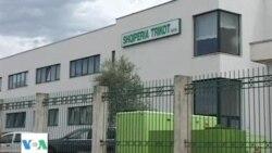 Shqipëri, Prodhimet e tekstilit në Shkodër