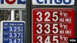 Por primera vez desde 2008, la gasolina ha aumentado ostensiblemente de precio en EE.UU.