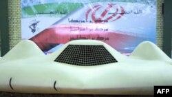 Իրանում ցուցադրվել է ամերիկյան անօդաչու կործանված ինքնաթիռը