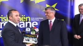 Kosovo, Thaci & Haradinaj