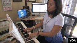 Nita Sinaga, musisi Indonesia di California