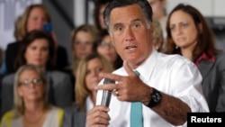Mitt Romney estrechó a sólo cuatro puntos porcentuales la ventaja que le lleva Obama.