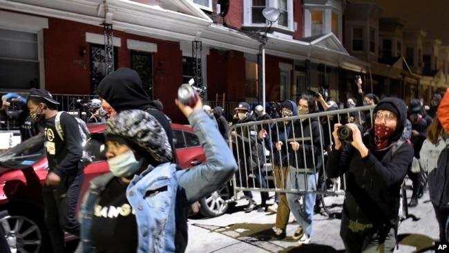 فلاڈیلفیا: سیاہ فام شخص کی ہلاکت پر مظاہرے
