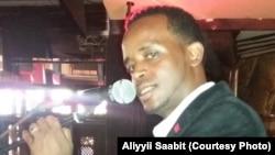 Aliyyii Saabit, Weellisa Oromoo