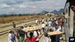 Combóio de Nampula para Mutuáli