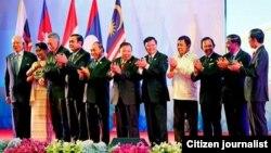 Tư liệu - Hội nghị Thượng đỉnh ASEAN lần thứ 29 tại Viên Chăn, Lào, ngày 06 tháng 08 năm 2016.