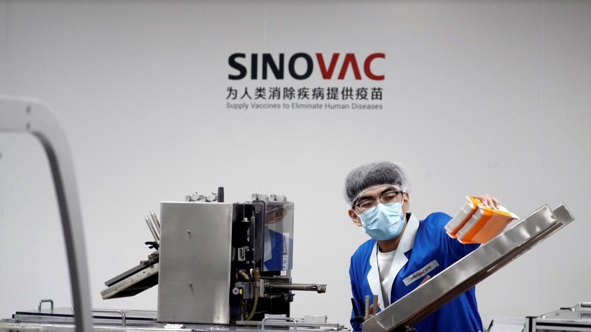 Braziliya alimləri: Çinin Sinovac Biotech şirkətinin hazırladığı peyvənd  effektivdir