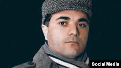سیامک میرزایی، فعال آذربایجانی (ترک) زندانی در اوین.