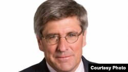 Stephen Moore, Heritage Foundation