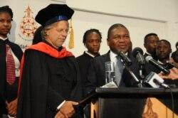 Moçambique: Conselho de Estado fgera expectativa 2:45