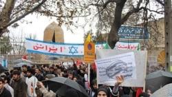 حمله دانشجویان بسیجی همدان به زیارتگاه یهودیان جهان در این شهر