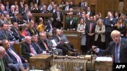 30 жовня Борис Джонсон востаннє відповідав на запитання у парламенті, який незабаром буде розпущений перед виборами