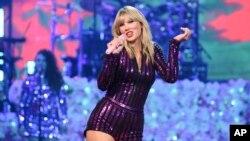 La cantante Taylor Swift tendrá una presentación en la ceremonia de los Premios MTV este próximo 26 de agosto en Nueva Jersey.