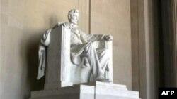 Пам'ятник Абрагаму Лінкольну у Вашингтоні