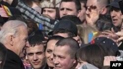 Джо Байден в Молдове