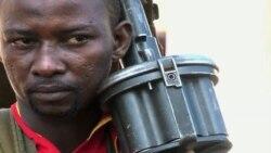 Столкновения в Центрально-Африканской Республике