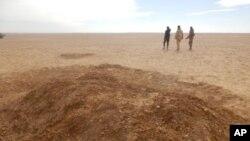 250 migrants secourus la semaine passée en plein désert