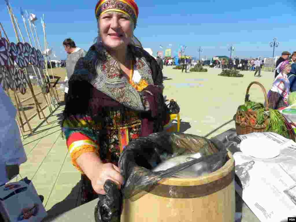 Омуль – «визитная карточка» Байкала