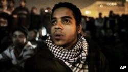 "Egipatski aktivista Ahmed Hasan u sceni iz dokumentarnog filma ""Trg"""