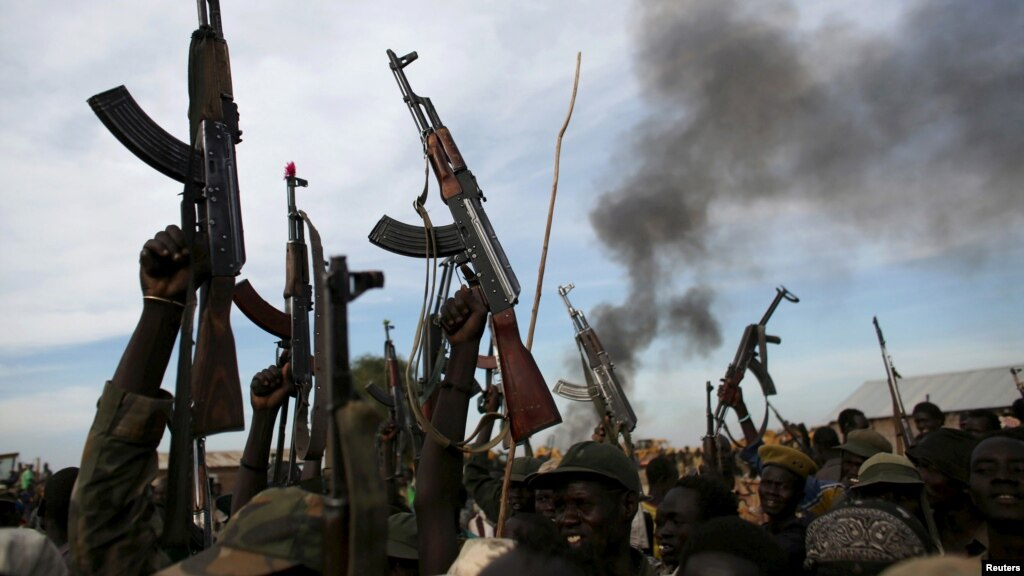South Sudan Rebels Fight Back After Losing Headquarters